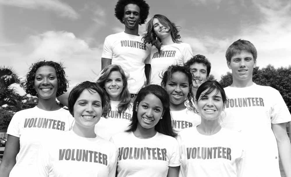 Become a Pdy&F Volunteer